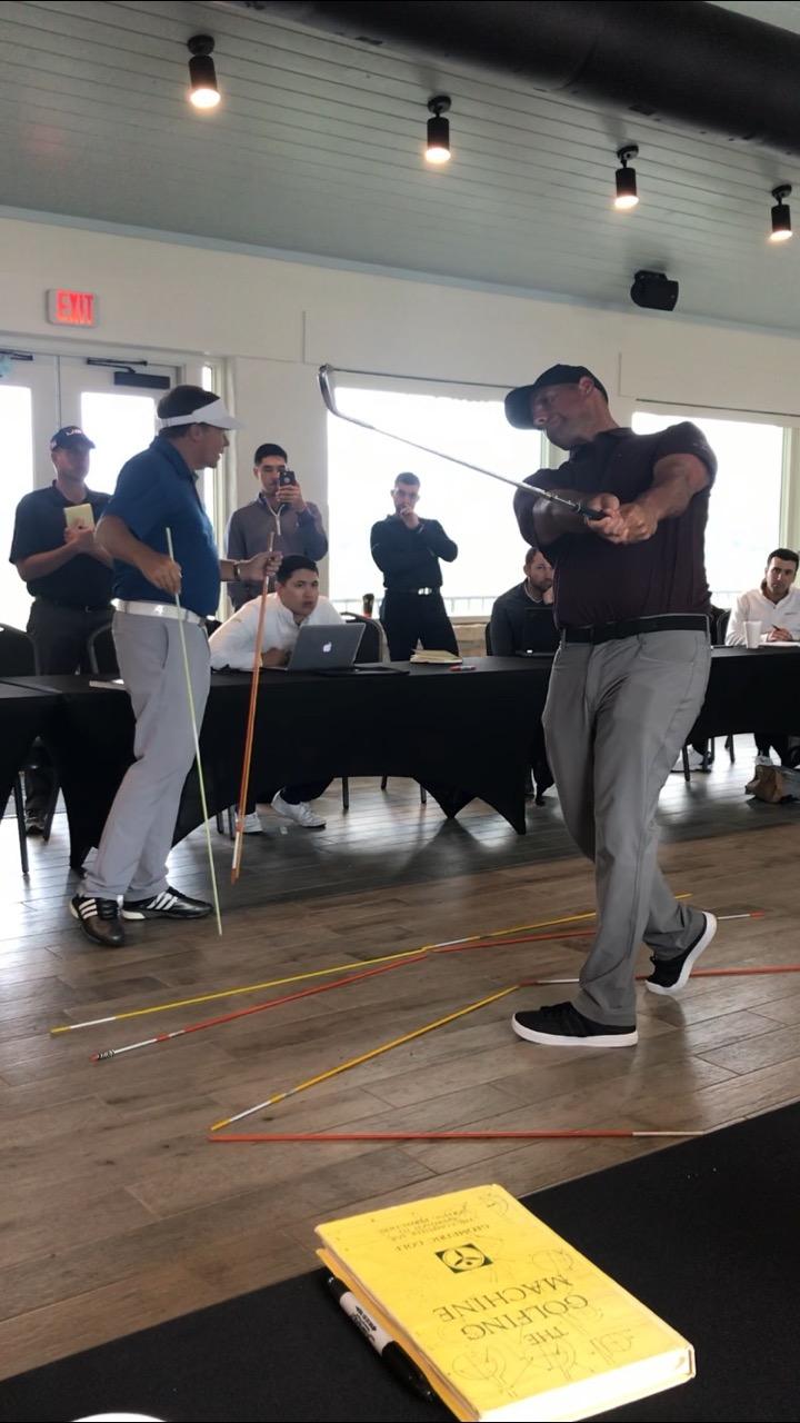 San Antonio Golf Instruction - Sean Etheredge